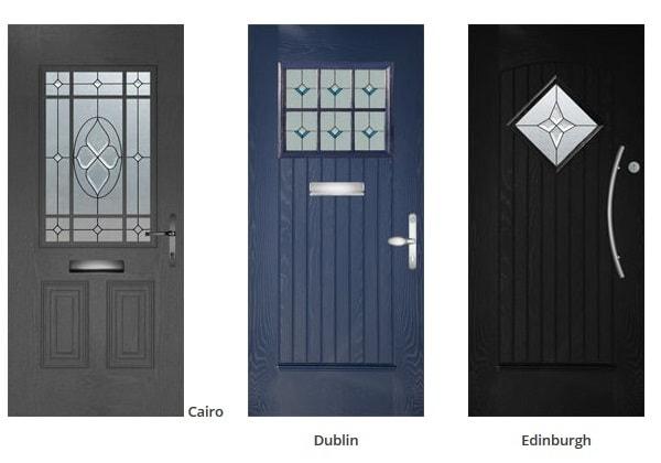 Palladio Composite Doors Dublin | Composite Doors | Windows